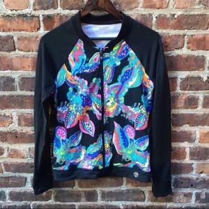 Trina Turk Sea Garden Jacket